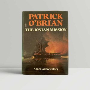 Patrick OBrian The Ionian Mission First Edition