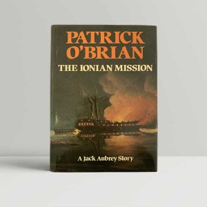 Patrick OBrian The Ionian Mission First Edition2 jpg
