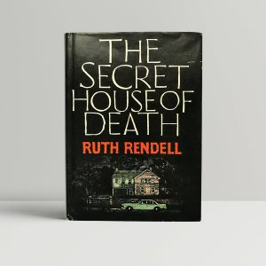 Rendell Secret House First Edition