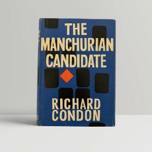 Richard Condon Manchurian Candidate First Edition