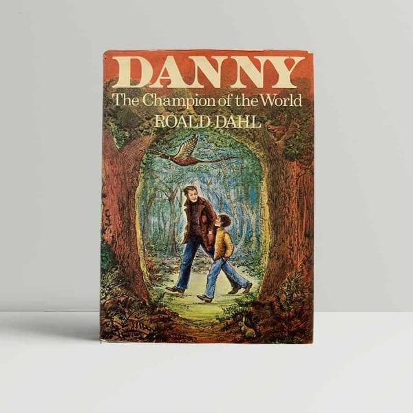 Roald Dahl Danny First Edition