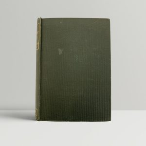 Somerset Maugham The Making of a Saint First Edition