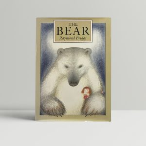 raymond briggs the bear signed first edition1