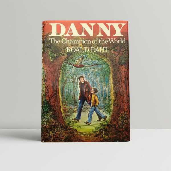 roald dahl danny champion of the world first ed1