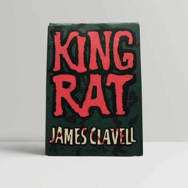 Clavell King Rat First Edition