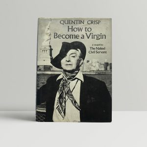 Crisp How To Be A Virgin First Edition