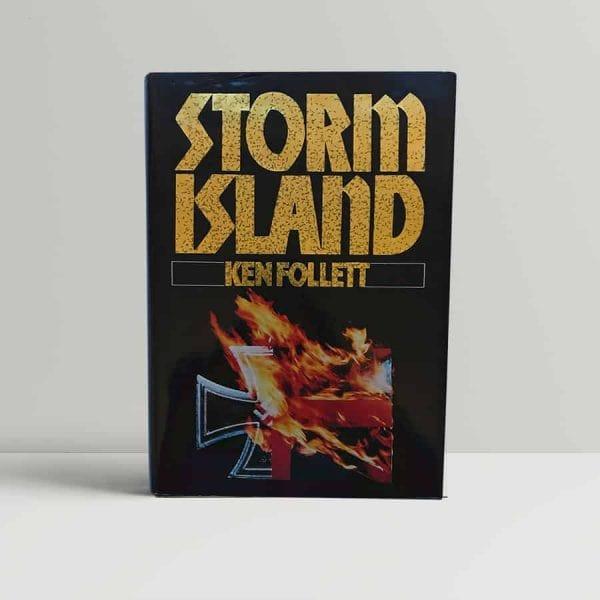 Follett Storm Island First Edition