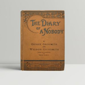 Grossmith Diary of a Nobody First Edition