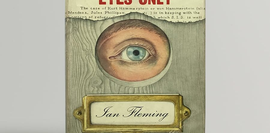 Ian Fleming For Your Eyes Only First Edition