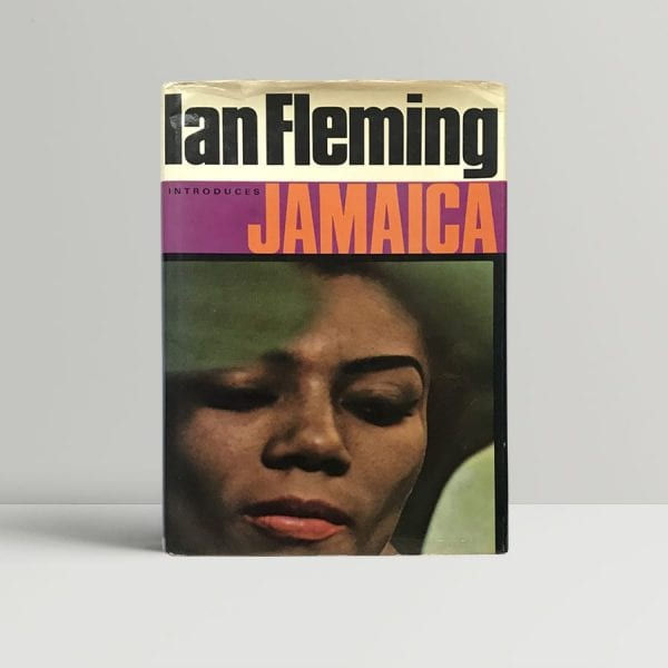 Ian Fleming Introduces Jamaica First Edition