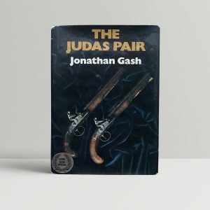 Jonathan Gash The Judas Pair First Edition
