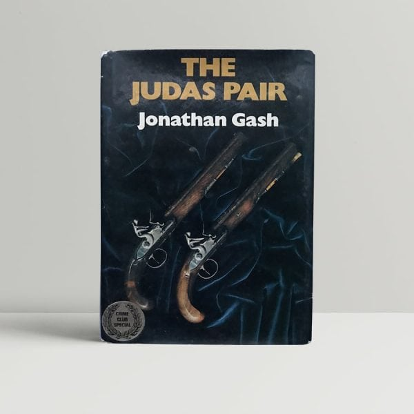 Jonathan Gash The Judas Pair First Edition