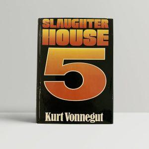 Kurt Vonnegut Slaughterhouse 5 First Edition