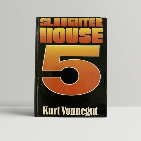 Kurt Vonnegut Slaughterhouse 5 First Edition