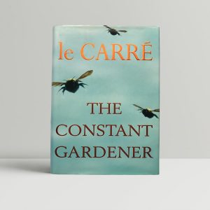 Le Carre The Constant Gardener First Edition Signed