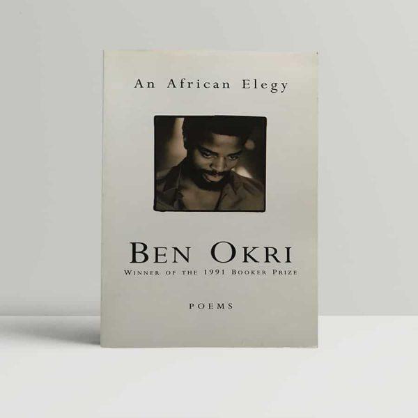 Okri African Elegy First Edition