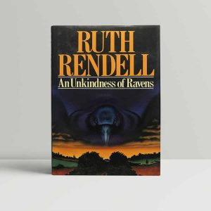 Rendell Unkindness of Ravens First Edition