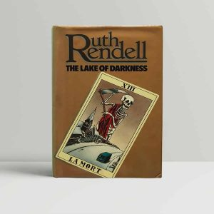 Ruth Rendell Lake of Darkness First Edition Signed