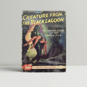 Statten The Creature From The Black Lagoon First Edition