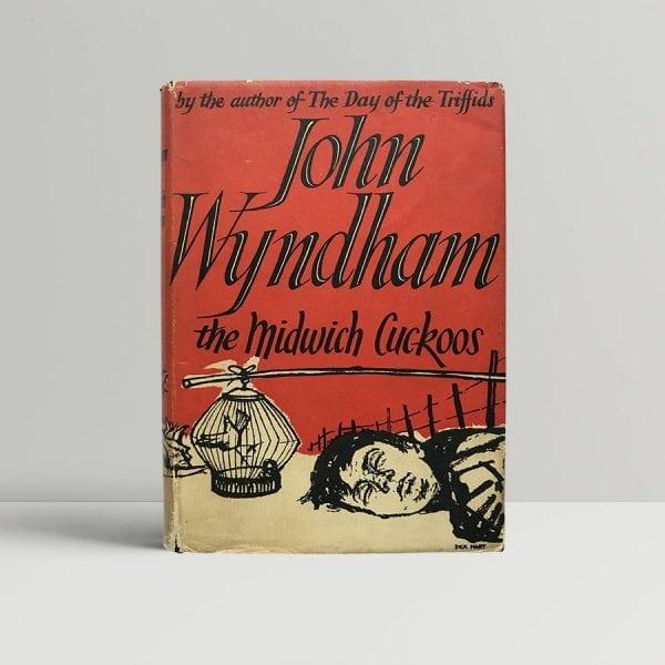 Wyndham The Midwich Cuckoos First Edition