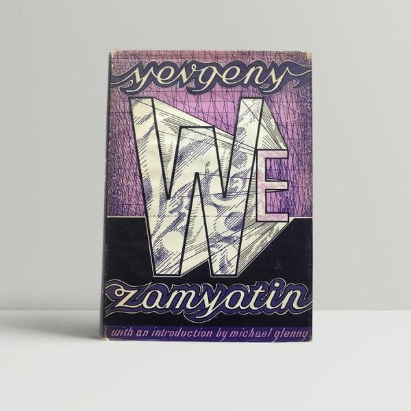 Zamyatin We First Edition