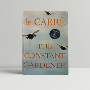 john le carre the constant gardener signed first ed1