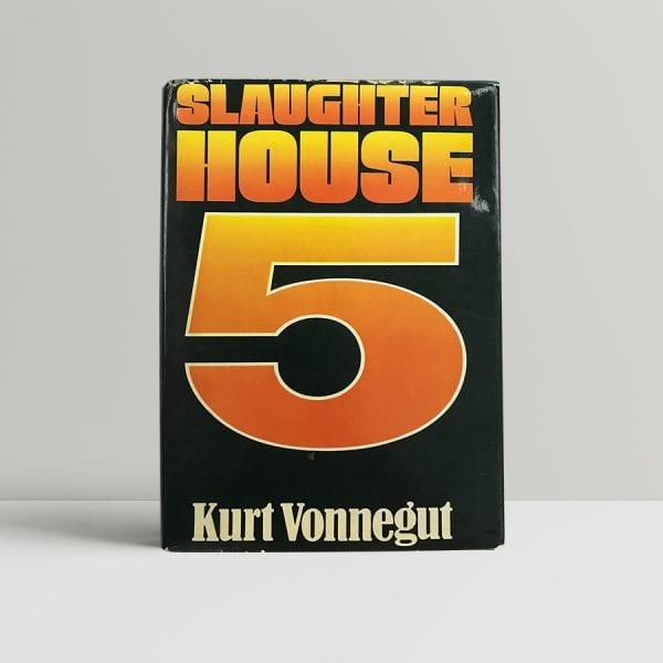 kurt vonnegut slaughterhouse 5 first edition1
