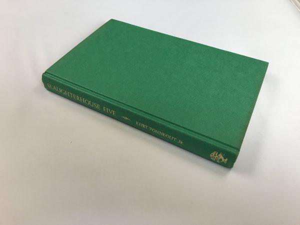 kurt vonnegut slaughterhouse 5 first edition3
