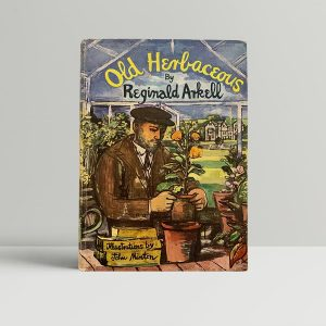 Arkell Old Herbaceous First Edition Signed
