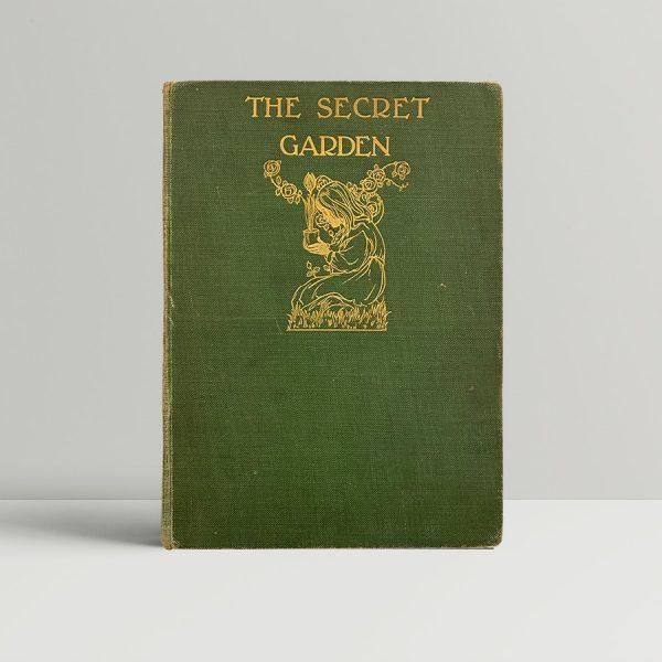 Frances Hodgson Burnett The Secret Garden First Edition