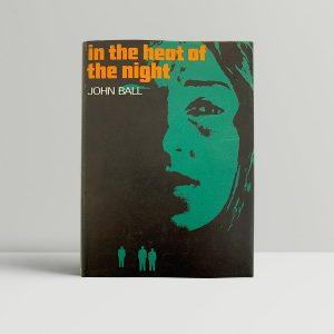 John Ball Heat of the night First Edition