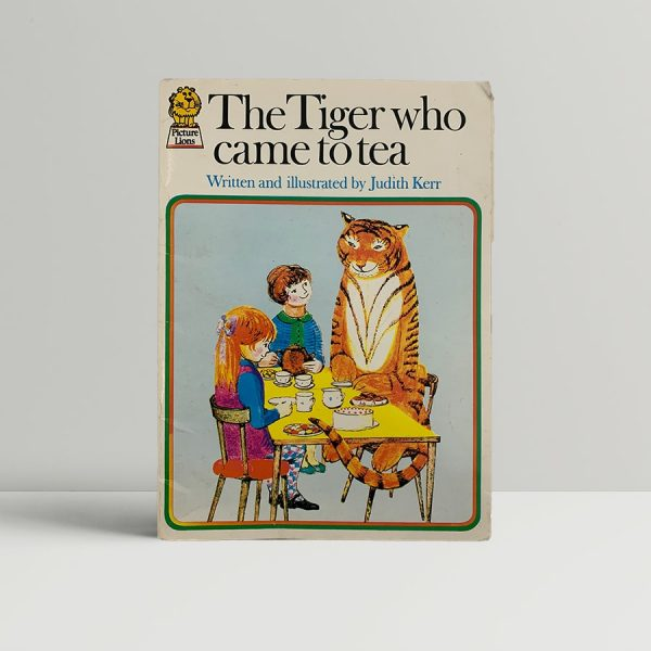 Judith Kerr The Tiger Who Came First Edition