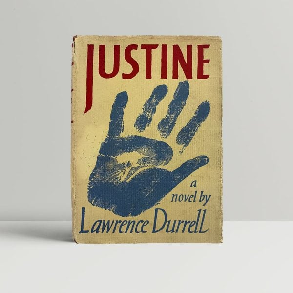 Lawrence Durrell Justine First Edition