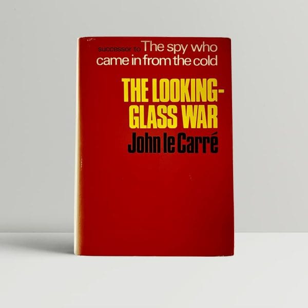 Le Carre Looking Glass War First Edition Signed