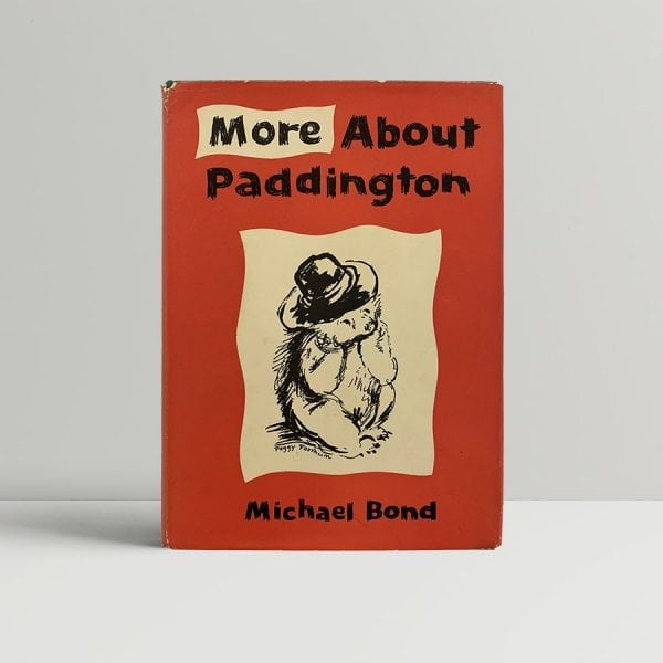 Michael Bond More About Paddington First Edition