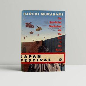Murakami Hard Boiled First Edition