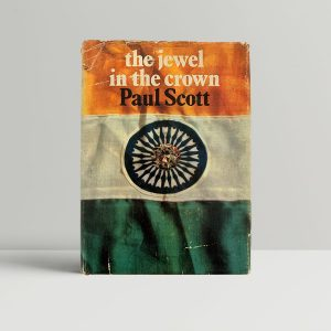 Paul Scott The Jewel In The Crown First Edition