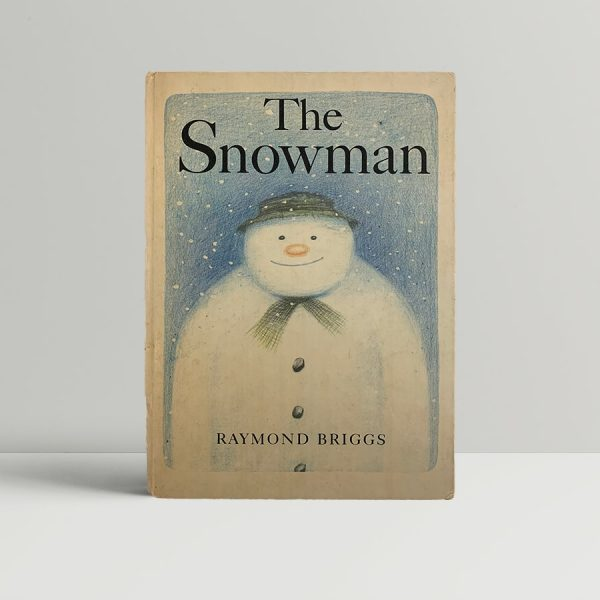Raymond Briggs The Snowman First Edition
