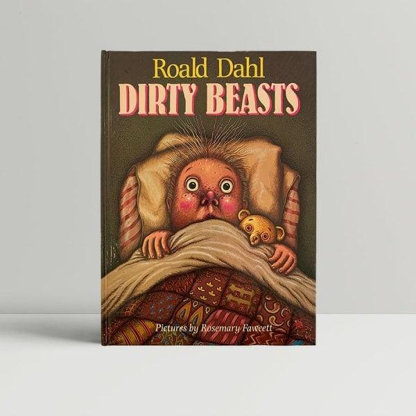 Roald Dahl Dirty Beasts First Edition
