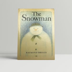 raymond briggs the snowman first edition1