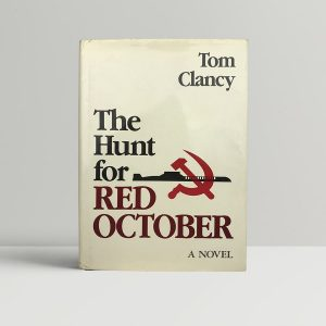tom clancy the hunt for red october first edition1 1