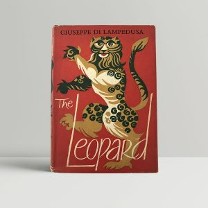 Giuseppe Di Lampedusa The Leopard First UK Edition1