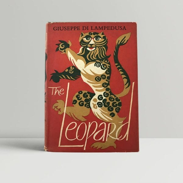 Giuseppe Di Lampedusa The Leopard First UK Edition1