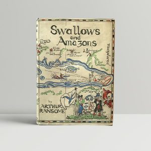Ransome Swallows and Amazons First Edition