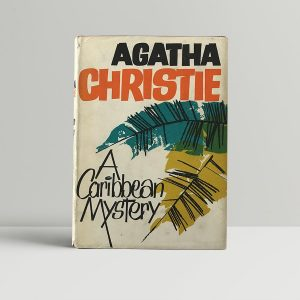 agatha christie a caribbean mystery first edition1