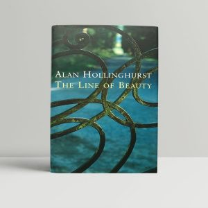 alan hollinghurst the line of beauty signed first edition1