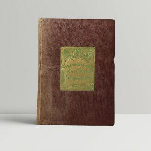 bradshaw railway companion first uk edition