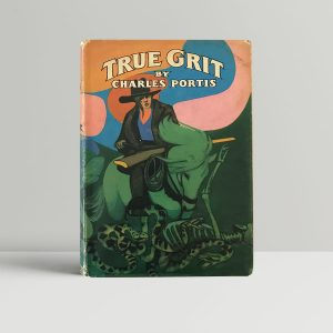 charles portis true grit first edition1