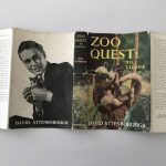 david attenborough zoo quest to guiana first editioon4
