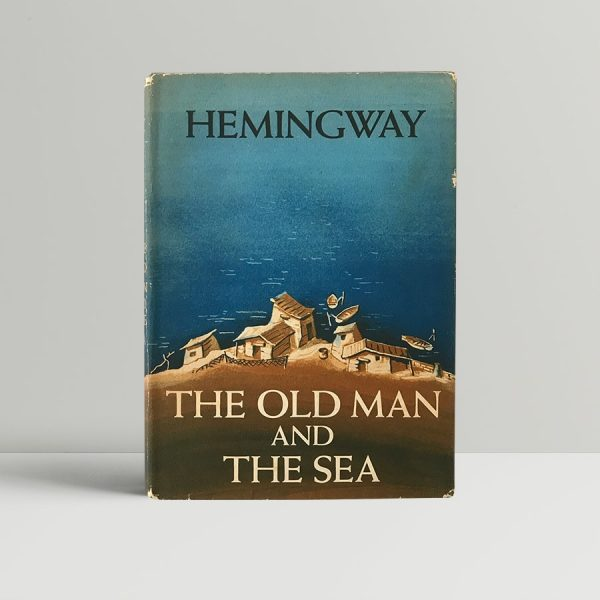 ernest hemingway the old man and the sea first edition1